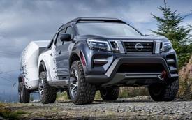 Nissan Navara đời mới lộ diện: Nhiều thay đổi đáng gờm đấu Ford Ranger