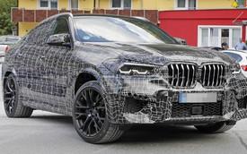 Phiên bản mạnh mẽ nhất của BMW X6 lộ diện