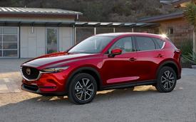 Rò rỉ văn bản công bố thông tin chính thức về Mazda CX-5 2019