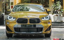 Chi tiết BMW X2 2018 đầu tiên Việt Nam, giá dự kiến trên 2 tỷ đồng