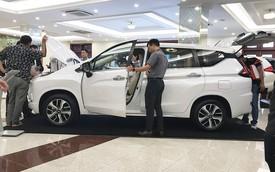 Khan hàng Mitsubishi Xpander, khách muốn mua phải chờ sang năm