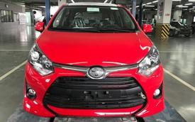 Chưa ra mắt, Toyota Wigo, Rush, Avanza đã được chào bán kèm phụ kiện đắt tiền