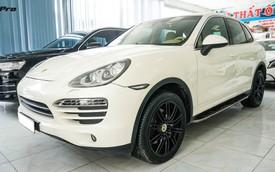 Chạy xe 7 năm, chủ nhân Porsche Cayenne lỗ 3 tỷ đồng