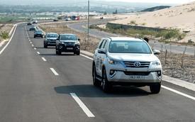 """Xếp dưới THACO và Hyundai Thành Công nhưng Toyota Việt Nam vẫn có thương hiệu được """"cuồng"""" nhất"""
