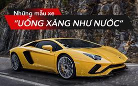 10 mẫu xe tốn xăng nhất thế giới, Mercedes-Benz ăn xăng hơn cả Ferrari
