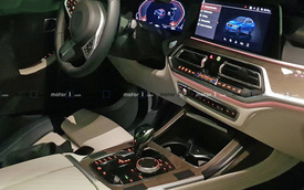 Đây là nội thất hoàn chỉnh của BMW X7 2019 ra mắt trong tháng sau
