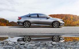 Honda công bố chi tiết, giá bán Civic facelift 2019