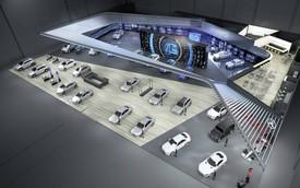 Mercedes-Benz B-Class xác nhận ra mắt trong tháng 10 với công nghệ như S-Class