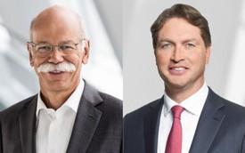"""Chia tay """"ngài râu kẽm"""", tập đoàn mẹ của Mercedes-Benz có CEO đầu tiên không phải người Đức"""
