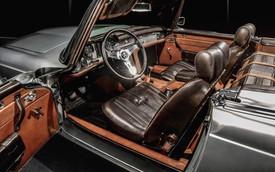 Đẳng cấp nội thất bọc da mang tên Mercedes-Benz SL 230 Pagoda by Carlex Design