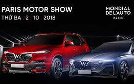 Paris Motor Show: Sân khấu lịch sử của VinFast và nguyên nhân đằng sau sự lựa chọn của thương hiệu non trẻ