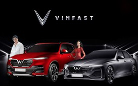 Cùng với Hoa hậu Tiểu Vy, hai sao Việt nào cũng xuất hiện cùng xe VinFast?