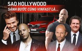 VinFast không chỉ xuất hiện cùng Tiểu Vy mà còn một sao nam Hollywood siêu hot