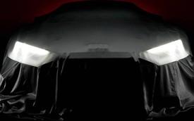 Audi hé lộ mẫu xe thể thao bí ẩn xuất hiện tại Paris Motor Show 2018