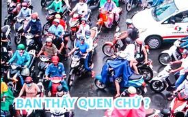 Thị trường ô tô bùng nổ nhưng số đông người Việt vẫn đi xe máy