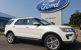"""Nhanh chân về Việt Nam, Ford Explorer thừa cơ hội giữ ngôi """"vua"""" SUV trong tầm tiền"""