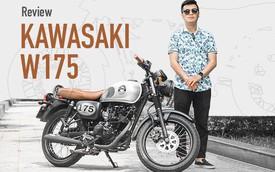 Đánh giá Kawasaki W175 - Xe côn tay giá chỉ 66 triệu đồng cho người nhập môn