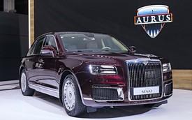 """7 sự thật bất ngờ giờ mới kể về Aurus Senat - """"Rolls-Royce của nước Nga"""""""