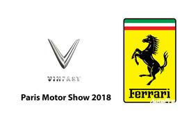 Công bố vị trí gian hàng VinFast: Nằm cạnh Ferrari