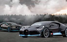 Không phải người ngoài, chính Chiron Sport mới là đối thủ khả dĩ nhất của Bugatti Divo