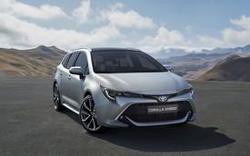 Toyota Corolla bản kéo dài chốt ngày ra mắt, lộ ảnh hoàn chỉnh