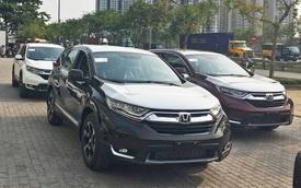 Giá Honda CR-V đời mới xuống mức thấp kỷ lục, giảm tiền mặt hơn 70 triệu đồng