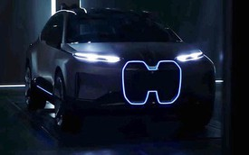 """""""Quả thận đôi"""" của BMW ngày càng biến dạng"""