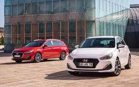 Hyundai i30 nâng cấp nhẹ để cạnh tranh Mazda3