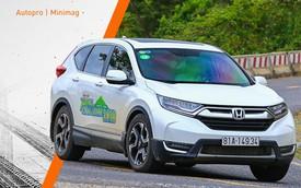 Bí quyết đi đường dài chỉ tốn 3,6L/100km với xe con và 6,1L/100km với xe 7 chỗ tại Việt Nam
