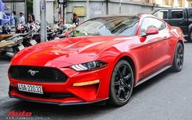 Ford Mustang 2018 đầu tiên ra biển số, về tay đại gia Lâm Đồng