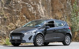 Crossover hạng B bí ẩn của Ford lộ diện, có thể là EcoSport mới