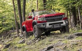 Ra mắt Chevrolet Colorado ZR2 Bison - Đối trọng của Ford Ranger Raptor