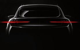 Bản sao Ford Mustang chạy điện lần đầu lộ diện
