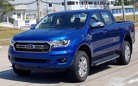 Ford Ranger 2018 bất ngờ lộ diện tại Thái Lan, sắp về Việt Nam