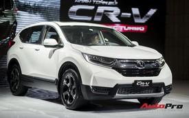 Honda CR-V 2018 có giá lăn bánh vượt mốc 1,4 tỷ đồng tại Việt Nam