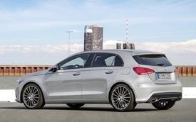 Xem trước hình hài có thể của Mercedes-Benz A-Class 2019