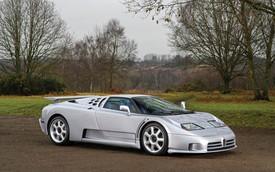 """Không phải Veyron hay Chiron, EB110 SS mới là chiếc Bugatti """"tuyệt vời nhất"""""""