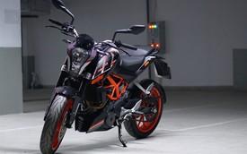 Hướng dẫn tắt hệ thống chống bó cứng phanh ABS và cách chỉnh đồng hồ trên KTM Duke