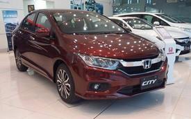 Honda City hạ giá nhẹ đầu năm 2018