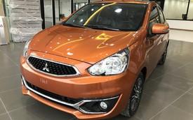 Mitsubishi áp giá khuyến mại thành niêm yết từ năm 2018