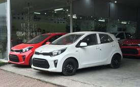 """Xe van 2 chỗ Kia Morning và Chevrolet Spark nhập khẩu """"khó sống"""" trong năm 2018"""