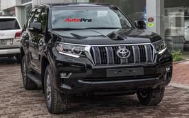 Khám phá Toyota Land Cruiser Prado 2018 giá hơn 2,2 tỷ đồng tại Việt Nam