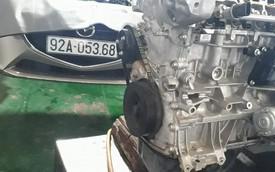 Mazda lên tiếng sau sự việc xe Mazda2 bị hỏng động cơ