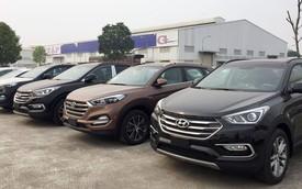 """Đầu năm 2018, nhiều xe Hyundai, Mazda lắp ráp """"khan hàng"""""""
