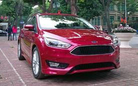 Ford Focus ngang giá Toyota Vios nhưng khó tìm người mua