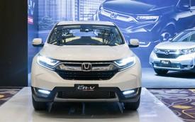 Honda CR-V 7 chỗ chỉ có 2 phiên bản, giá niêm yết cao nhất hơn 1,25 tỷ đồng