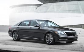 Mercedes-Benz khẳng định bán xe sang nhiều nhất thế giới năm 2017