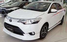10 xe bán chạy nhất Việt Nam năm 2017: Cuộc chơi của Toyota và Trường Hải