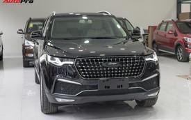 Zotye Z8 2.0 Turbo - SUV 5 chỗ Trung Quốc giá bằng một nửa Honda CR-V 2018