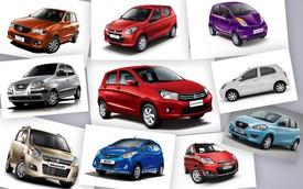 Xe giá rẻ, không trang bị an toàn hết cửa sống tại Ấn Độ